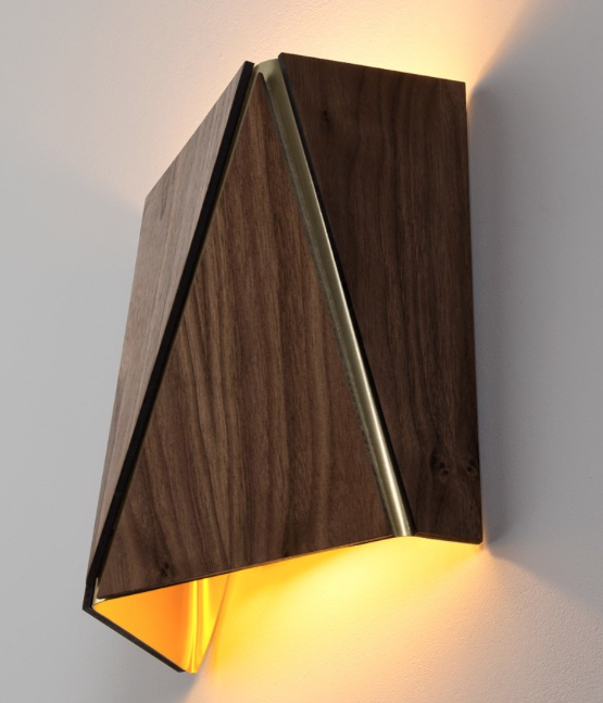 Calx Wall Lamp by Cerno (Made in USA)