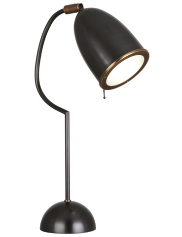 Director Table Lamp by Robert Abbey