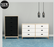 Kabino Sideboard and Dresser Series by Normann Copenhagen