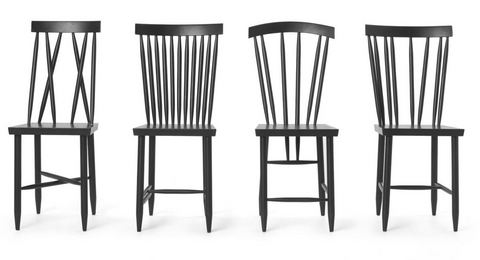 Family Chair Series by Design House Stockholm