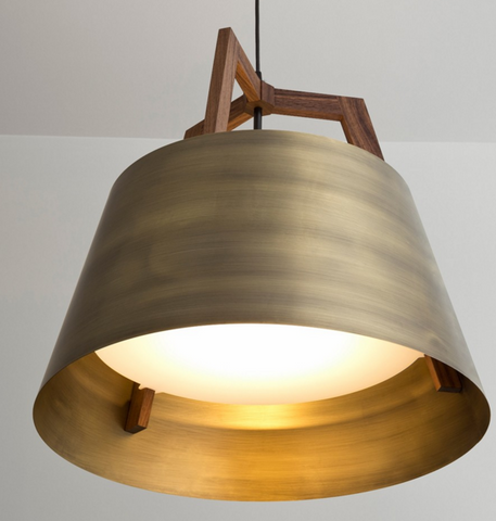 Imber LED Pendant by Cerno (Made in USA)