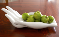 Eve Fruit Bowl by Jonathan Adler