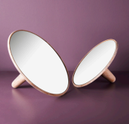 Barb Mirror by Woud Denmark