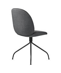 Beetle Chair w/ Swivel Base Fully Upholstered by Gubi