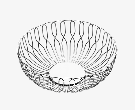 Alfredo Bread Basket by Georg Jensen
