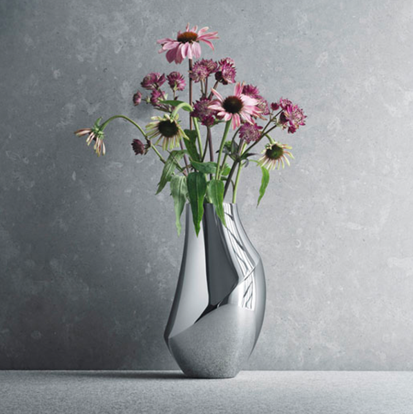 Flora Vase By Georg Jensen The Modern Shop