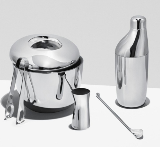 Sky Cocktail Shaker by Georg Jensen