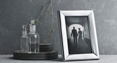 Modern Picture Frame by Georg Jensen