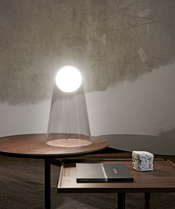 Satellight Table Lamp by Foscarini