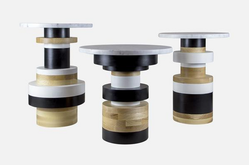 Sass Side Table by Souda