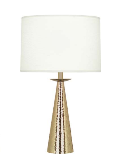 Dal Thin Accent & Table Lamp by Robert Abbey