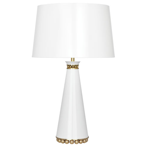 Pearl Table Lamp by Robert Abbey