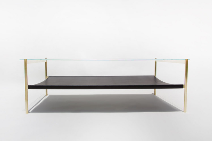 Duotone Rectangular Coffee Table by Yield (Made in USA)
