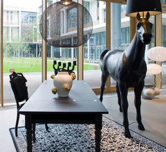 Horse Floor Lamp by Moooi