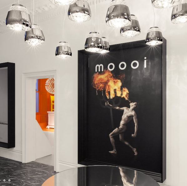 Valentine Suspension Lamp by Moooi