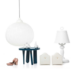 Paper Table Lamp by Moooi
