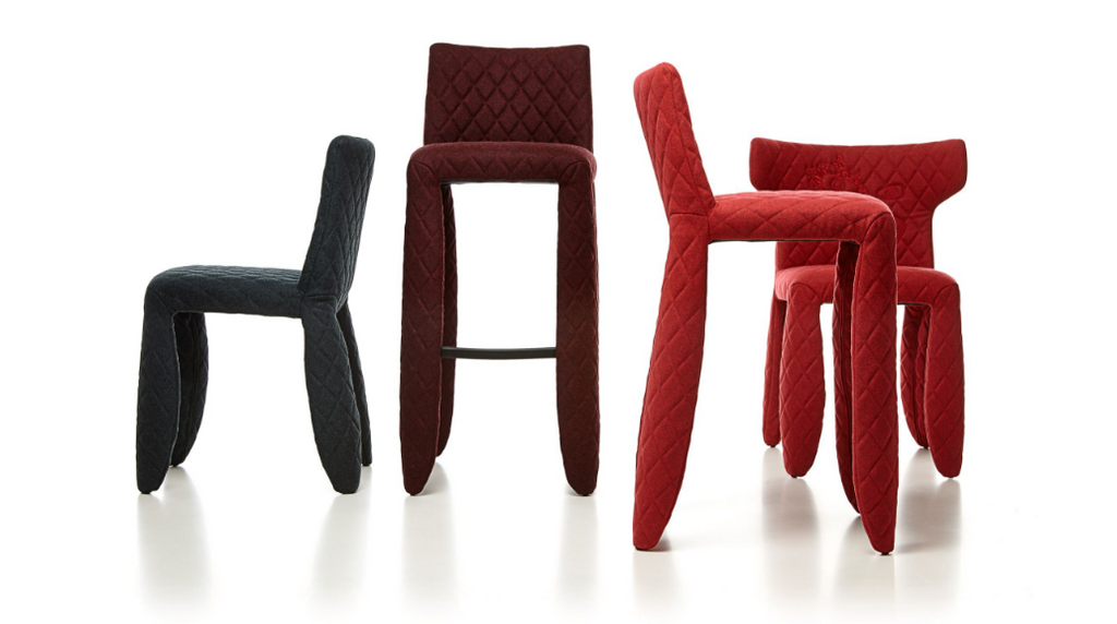 Monster Barstool by Moooi