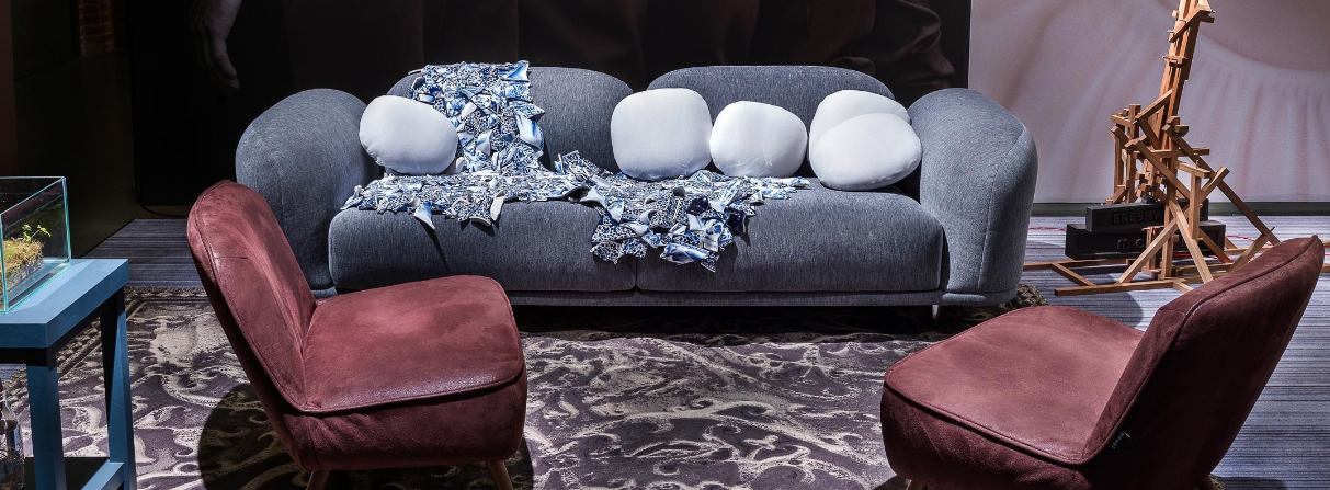 Cloud Pillow by Moooi