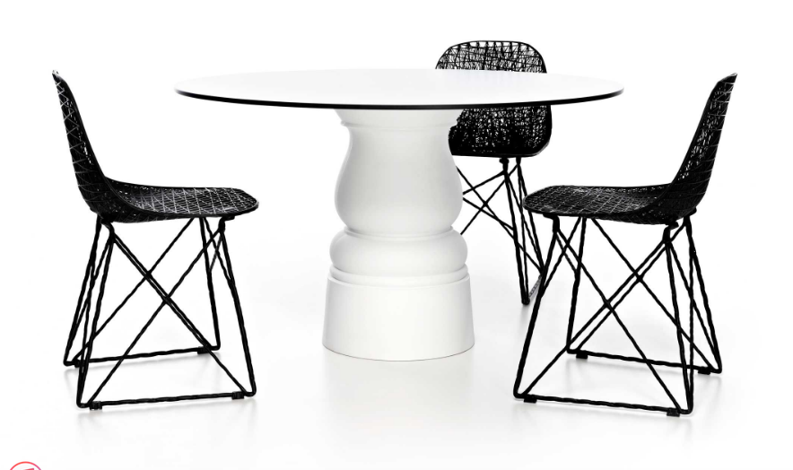 New Antiques Container Table Foot by Moooi