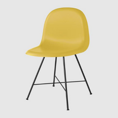 3D Center Base Dining Chair Unupholstered by Gubi