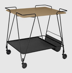 Mategot Trolley by Gubi