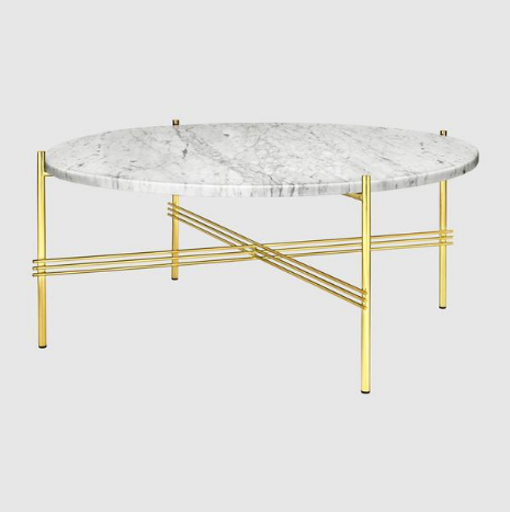 Gamfratesi Ts Coffee Table Marble By Gubi The Modern Shop