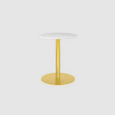 1.0 Round Table Ø60cm by Gubi