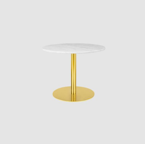 1.0 Round Table Ø80cm by Gubi