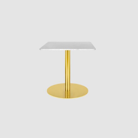 1.0 Square Table 60x60cm by Gubi