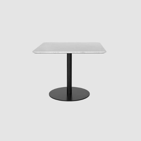 1.0 Square Table 80x80cm by Gubi