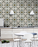 Organic Tile Wallpaper by Mindthegap