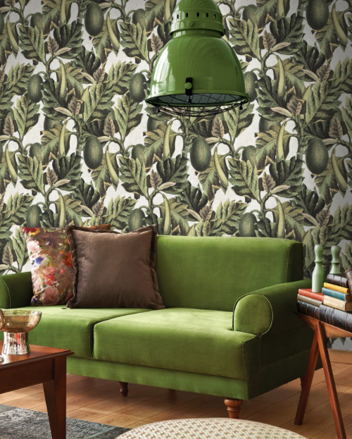 Exotic Fruit Wallpaper by Mindthegap