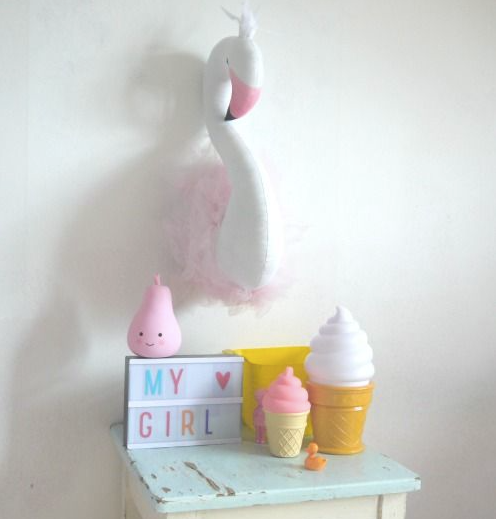 Pastel Lightbox Letter Set by A Little Lovely Company