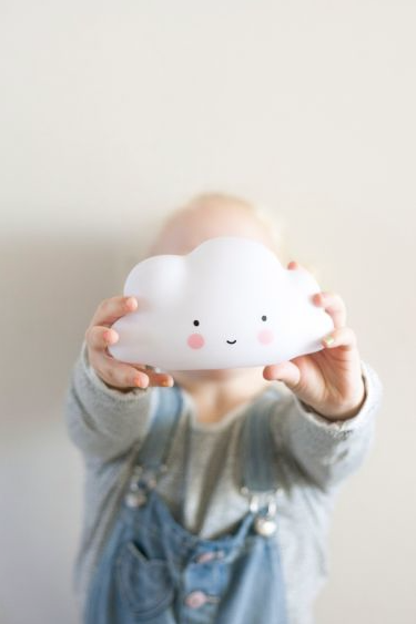 Mini Cloud Light by A Little Lovely Company