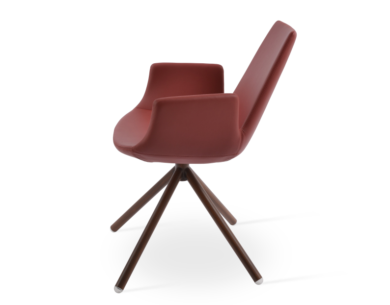 Eiffel Arm Stick Swivel Chair by Soho Concept