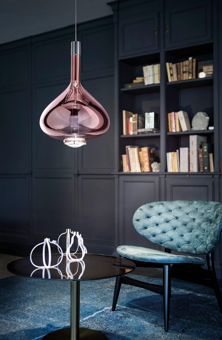 Sky Fall Ceiling Light by Studio Italia
