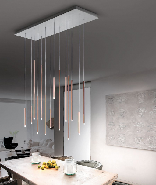 A-Tube Nano Multi-Light Canopy Only by Studio Italia