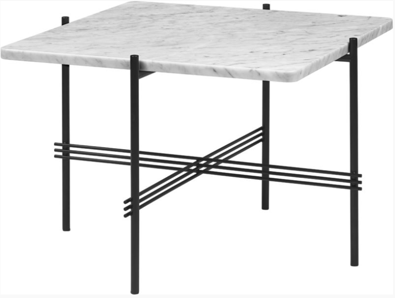 TS Square Coffee Table by Gubi