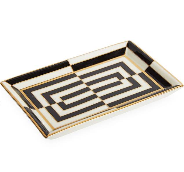 Op Art Tray by Jonathan Adler