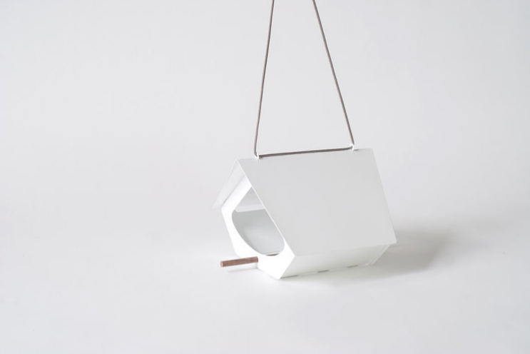 Beekman Bird Feeder by SHIFTSPACE