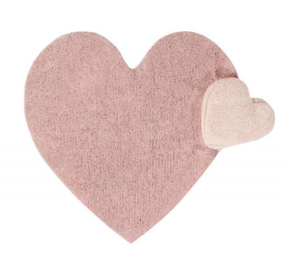 Puffy Love Rug by Lorena Canals