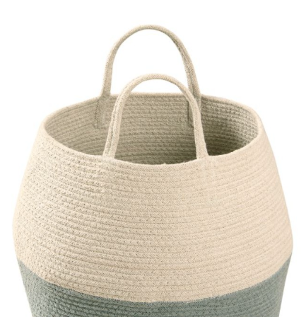 Zoco Basket by Lorena Canals