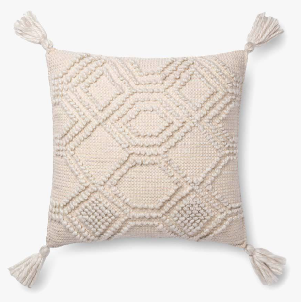 Magnolia Home P1094 Pillow by Loloi