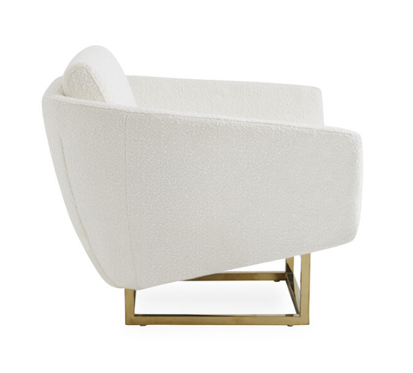 Beaumont Lounge Chair by Jonathan Adler