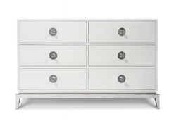 Jonathan Adler Channing Six Drawer Console