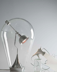 Blow Table Lamp by Studio Italia