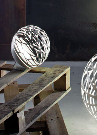 Kelly sphere table light by studio italia the modern shop for Sofa natura 6650