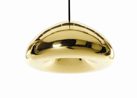 Void Pendant Light by Tom Dixon