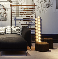 Prop Light Floor Lamp (round & tall) by Moooi