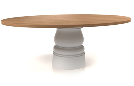 Container Oval 210 Table by Moooi